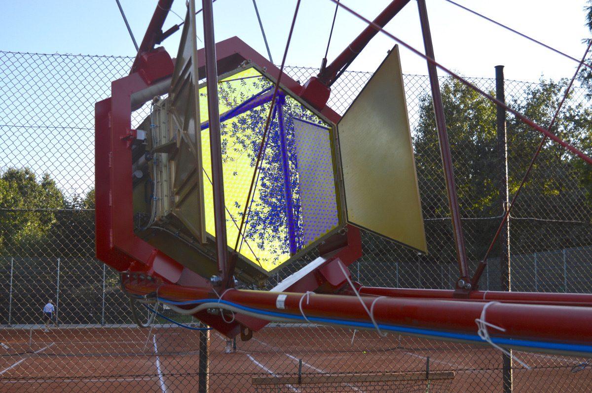 Kamera teleskopu SST-1M